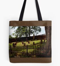 An Old Family Cemetery Tote Bag