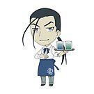 Kimblee Princess Cafe by ultimatesongbir