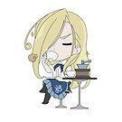 Olivier Princess Cafe by ultimatesongbir