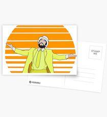 Retro Sunny Design  Postcards