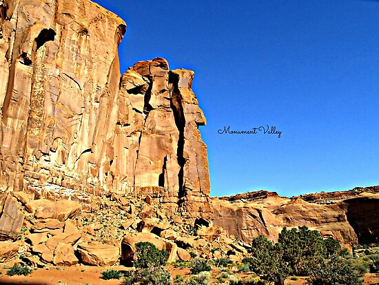 Monument Valley, Arizona by virginia50