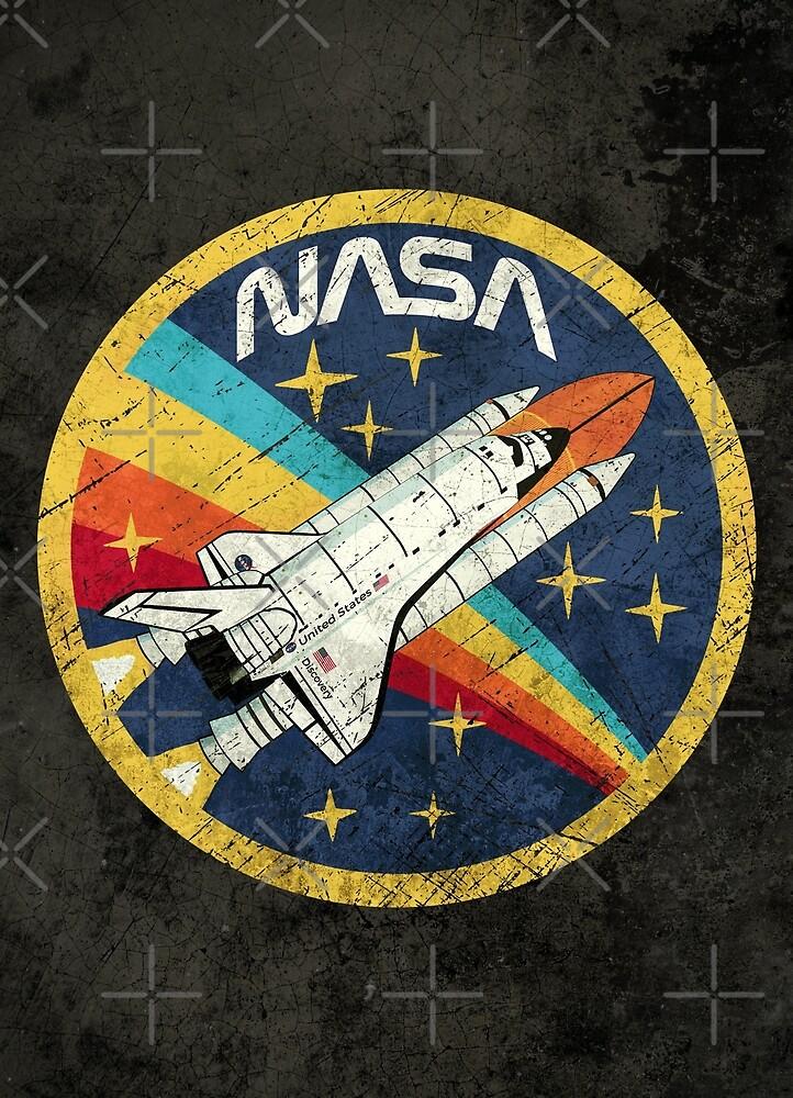 USA Space Vintage Colors V04 by Lidra