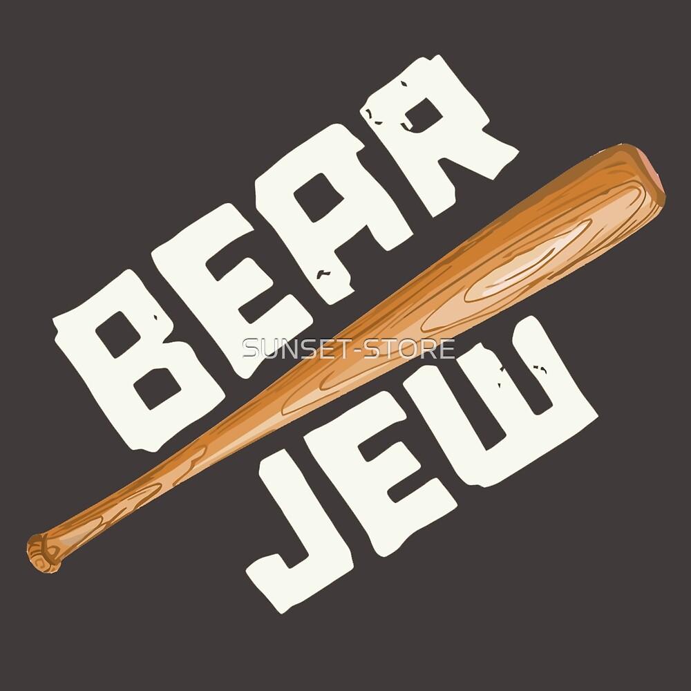 INGLORIUS BASTERDS - BEAR JEW by SUNSET-STORE