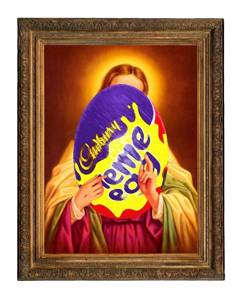 Creme Jesus by Surplus Weird