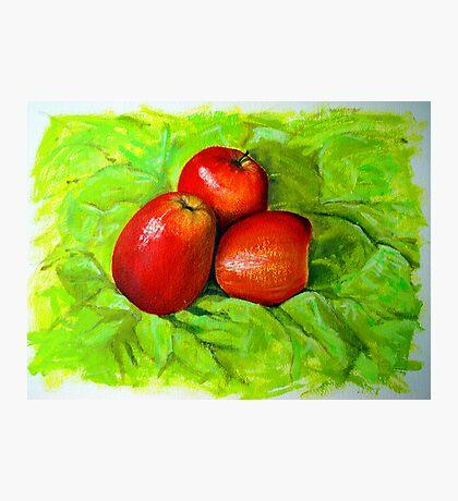 Apples II Photographic Print