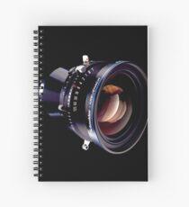 Lens  Spiral Notebook