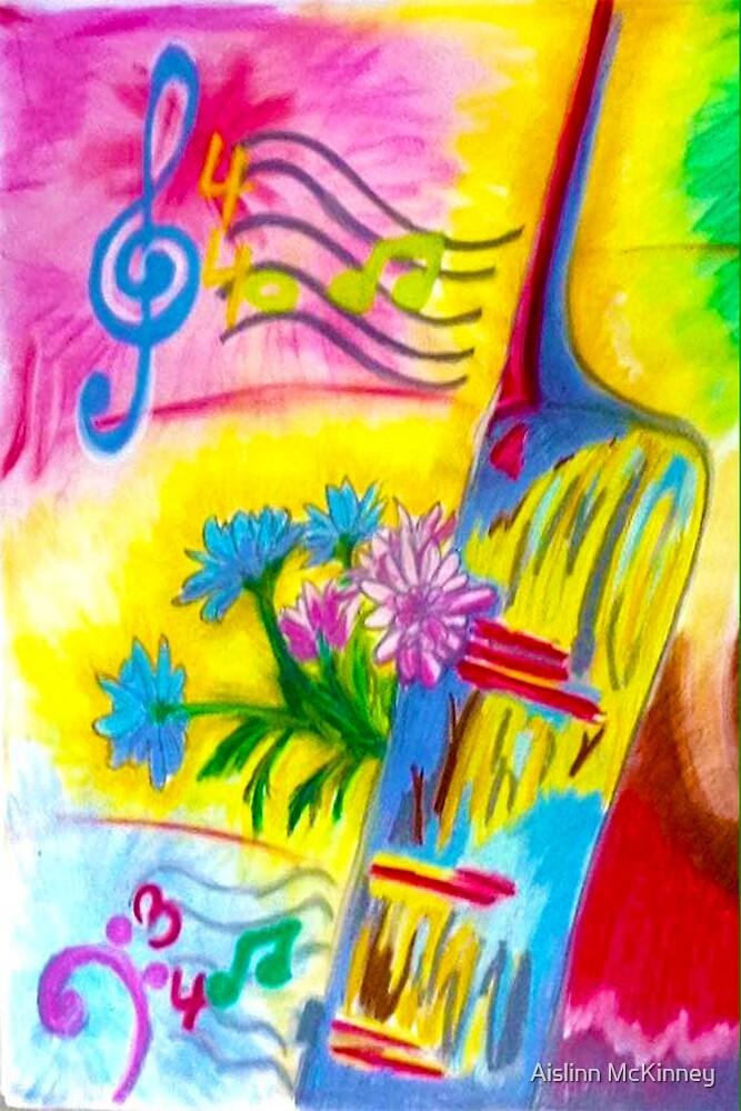 Bright Still Life 1 by Aislinn McKinney