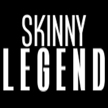 skinny legend (white) by dasiahines