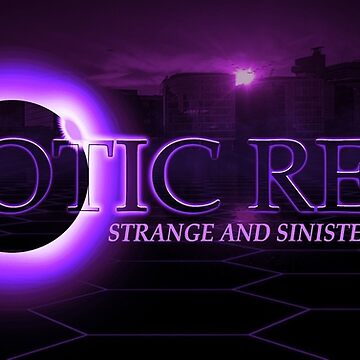 Aphotic Realm - Purple - Dystopian Future Cityscape by AphoticRealm