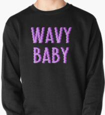 WAVY BABY RIP PEEP Pullover