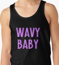 WAVY BABY RIP PEEP Tank Top