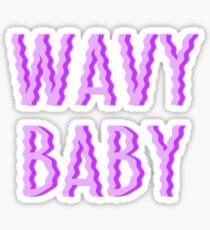 WAVY BABY RIP PEEP Sticker