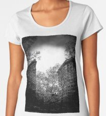 Winter Strikes Again In New York Women's Premium T-Shirt