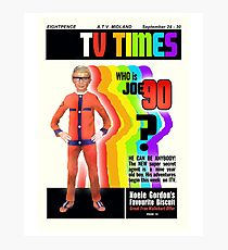 Most Special TV Times Photographic Print