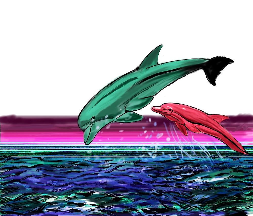 Dolphin Dreams by Retrospectation