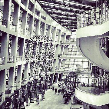 Modern Library by danbrobro