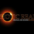 Aphotic Realm -- Black Logo by AphoticRealm