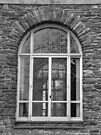 Hayfield House, Window Detail by Aaron Campbell