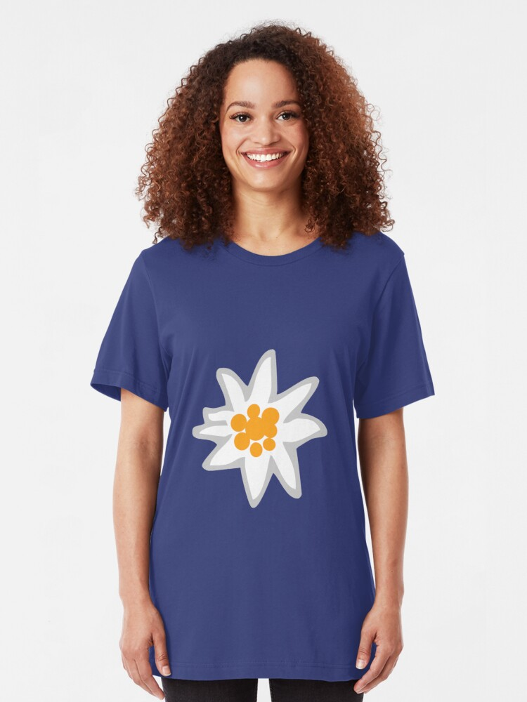 Alternate view of Edelweiss Slim Fit T-Shirt