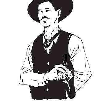 Doc Holliday Say When Western by MrSimpler