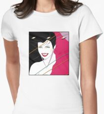 Bruce Banner's Shirt Women's Fitted T-Shirt