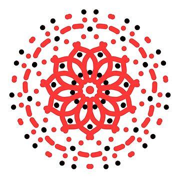 Flower Geometric by ShyMagnolia