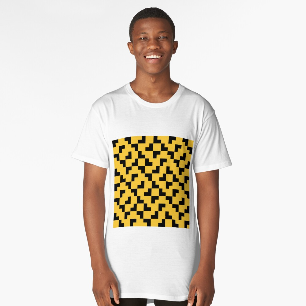 BY Tessellation 2 5 Long T-Shirt Front