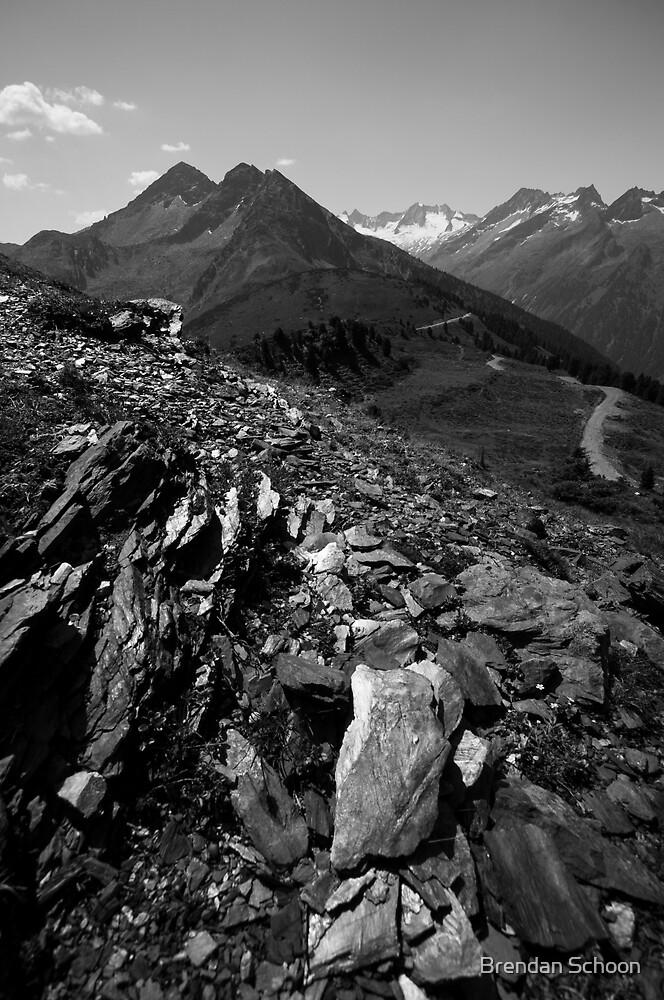 Gray Stone by Brendan Schoon