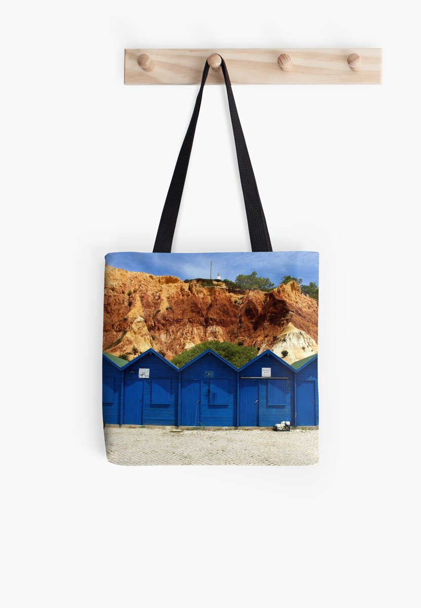Blue Huts by CiaoBella