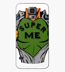 Super me Case/Skin for Samsung Galaxy