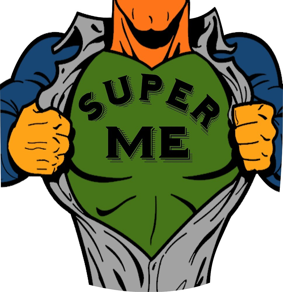 Super me by Kirkwood Young