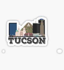 Tucson Geotag Sticker