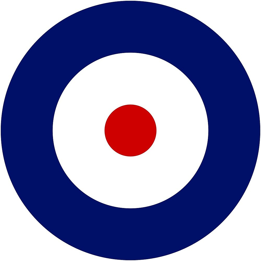 Roundel of the Australian Air Corps, 1921-1922 by ofmany