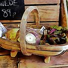 Swede Sale Display by Dorothy Berry-Lound