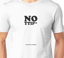 NO TTIP Unisex T-Shirt