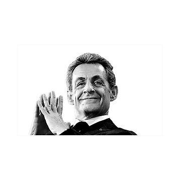 Vous N'avez Pas Honte ? Nicolas Sarkozy French President - Aren't You Ashamed ? by DGTY