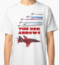The Red Arrows T Shirt Classic T-Shirt