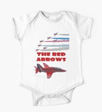 The Red Arrows T Shirt One Piece - Short Sleeve