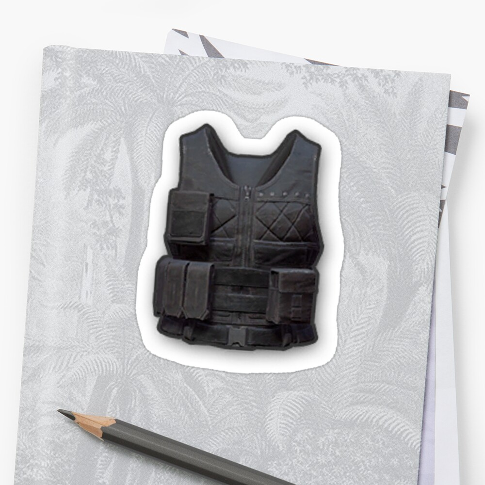 PUBG Armor Level 2 by govu