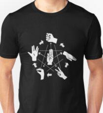 rock paper Unisex T-Shirt