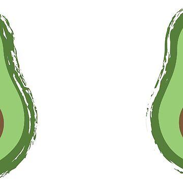 Avocado Lover by xanimekingdomx