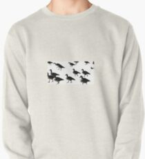 All In A Row Pullover