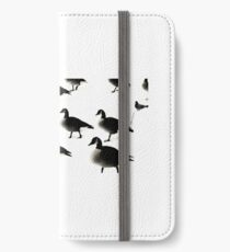 All In A Row iPhone Wallet/Case/Skin
