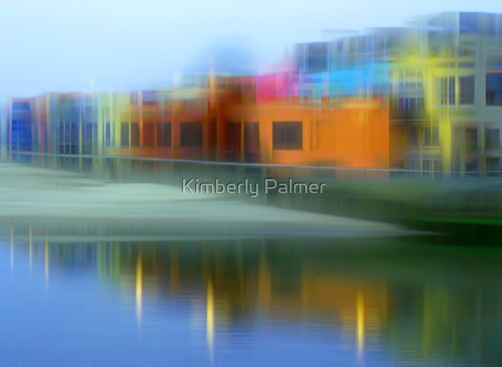 Impressions of Color by Kimberly Palmer