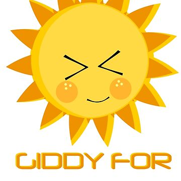 Giddy for Summer by PunnyTees