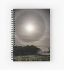 The Humboldt Halo Spiral Notebook