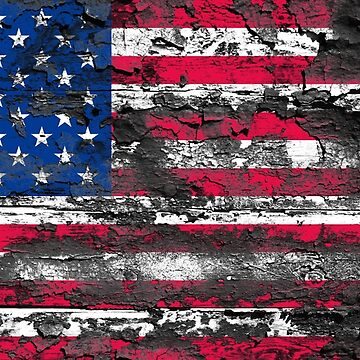 Weathered US-Flag by mMx-Design