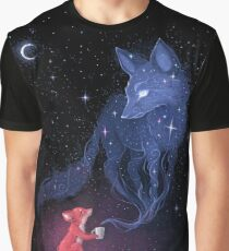 Celestial Graphic T-Shirt