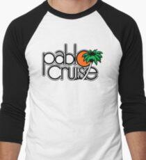 PABLO CRUISE ROCK BAND Baseballshirt für Männer