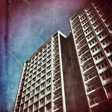 Building Towards The Sky by iamsla